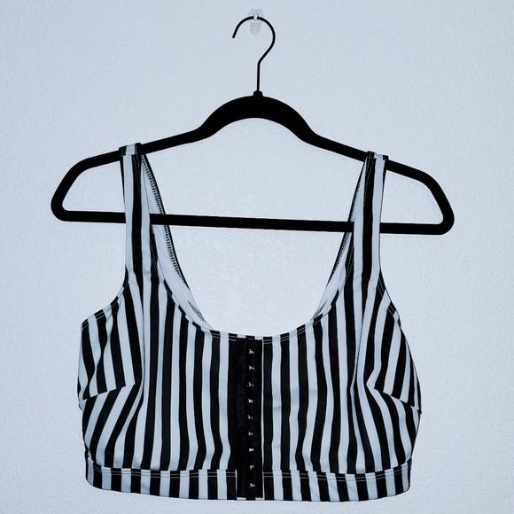 ASOS Other - Asos Striped Swim Top